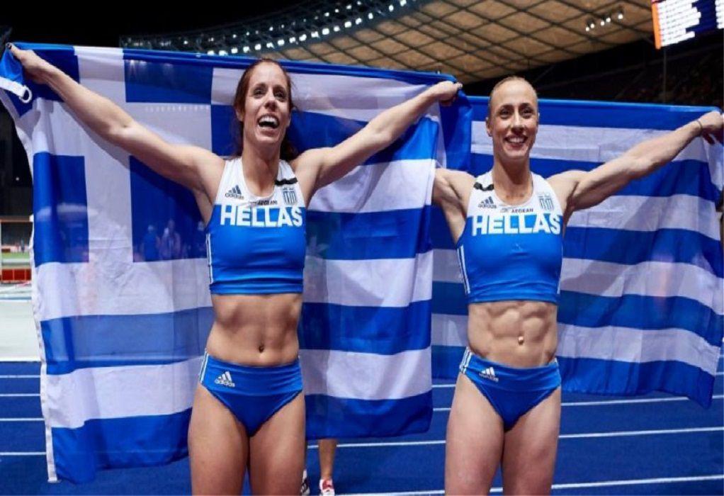 Ολυμπιακοί Αγώνες: Στεφανίδη – Κυριακοπούλου στέλνουν τα μηνύματά τους για τον τελικό της Πέμπτης