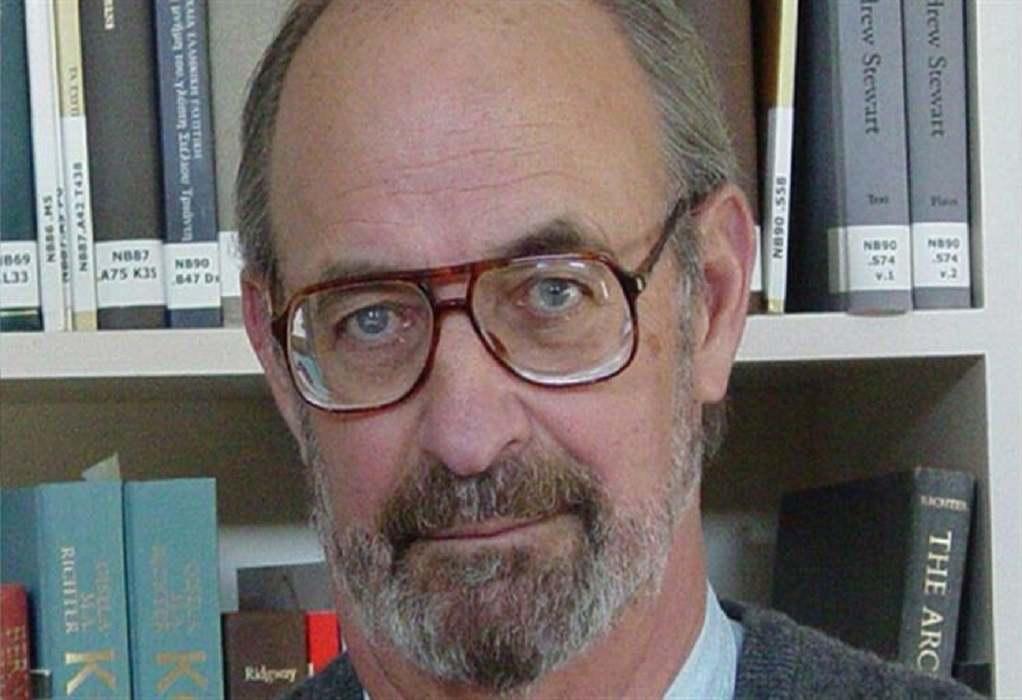 Έφυγε σήμερα από τη ζωή ο αρχαιολόγος Στέφανος Μίλλερ