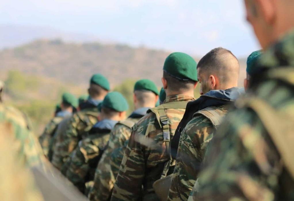 Προσλήψεις ΟΒΑ στον στρατό ξηράς – Η διορία των αιτήσεων