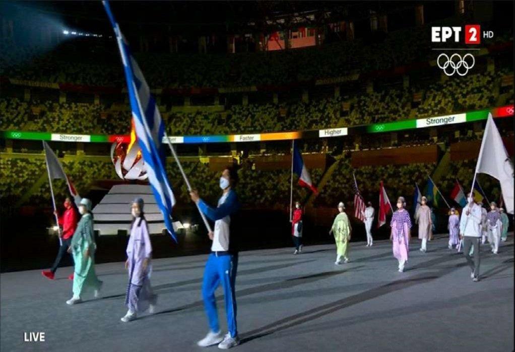 Ολυμπιακοί Αγώνες: Δείτε LIVE την τελετή λήξης