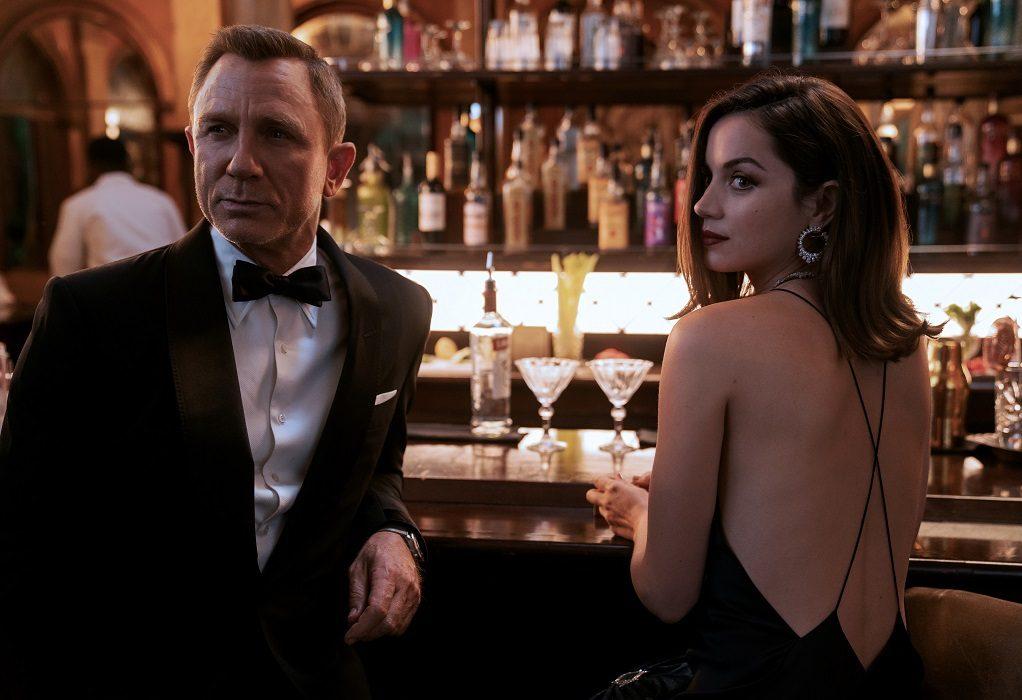 ΗΠΑ: Τον Σεπτέμβριο η παγκόσμια πρεμιέρα της νέας ταινίας του Τζέιμς Μποντ