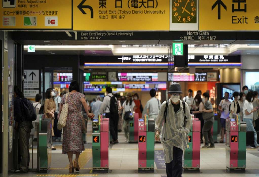 Επίθεση με οξύ στο μετρό του Τόκιο – Δύο τραυματίες