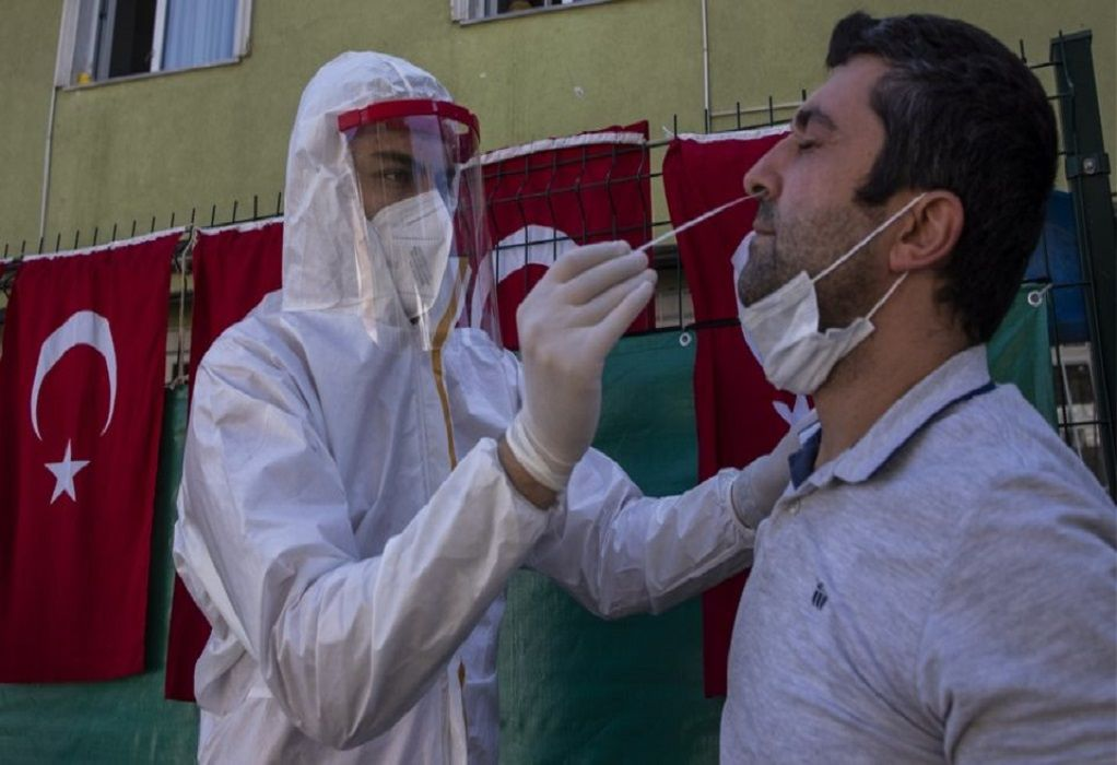 Τουρκία: Ξεπέρασαν τα 7 εκατομμύρια τα κρούσματα του κορωνοϊού