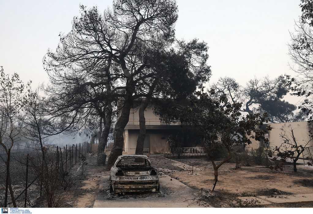 Φωτιές: Στις 17:00 οι ανακοινώσεις για τα μέτρα στήριξης των πυρόπληκτων