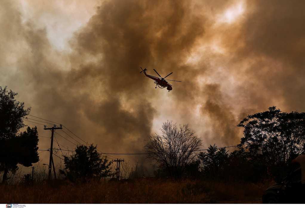 Financial Times: Έκρηξη δασικών πυρκαγιών στη Μεσόγειο