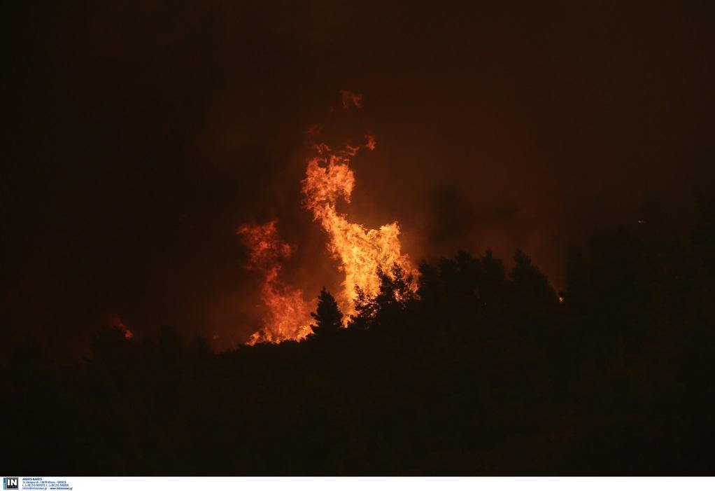 Πολύ υψηλός ο κίνδυνος πυρκαγιάς σε τέσσερις περιφέρειες αύριο Πέμπτη