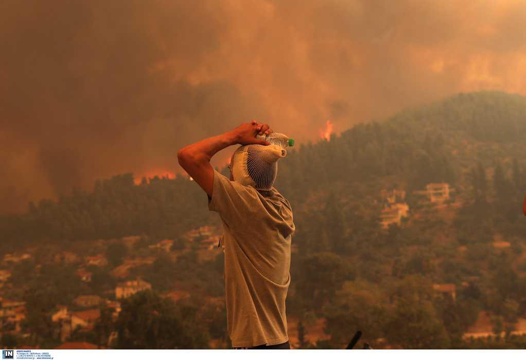 Χριστόδουλος: Η προσευχή για φωτιές και πυρόπληκτους