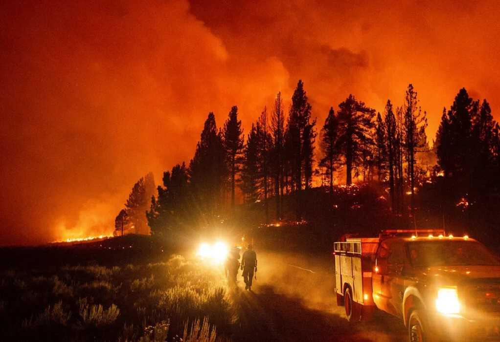 Συγκλονιστικές φωτογραφίες του ΤΙΜΕ: Ο πλανήτης καίγεται εδώ και ένα μήνα