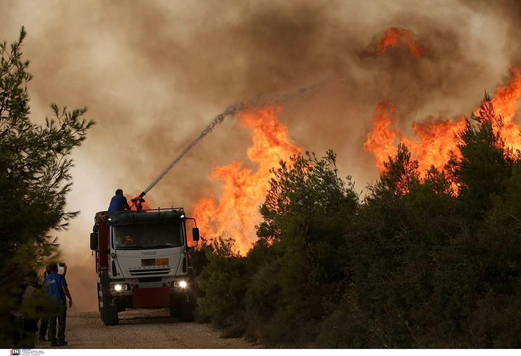 Υψηλός κίνδυνος πυρκαγιάς σε Λασίθι, Δωδεκάνησα, Σάμο και Ικαρία