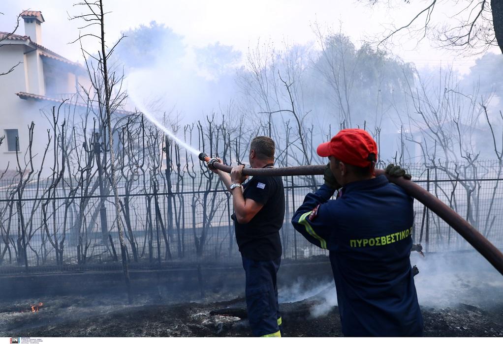Copernicus: Η Μεσόγειος έχει εξελιχθεί σε hotspot πυρκαγιών