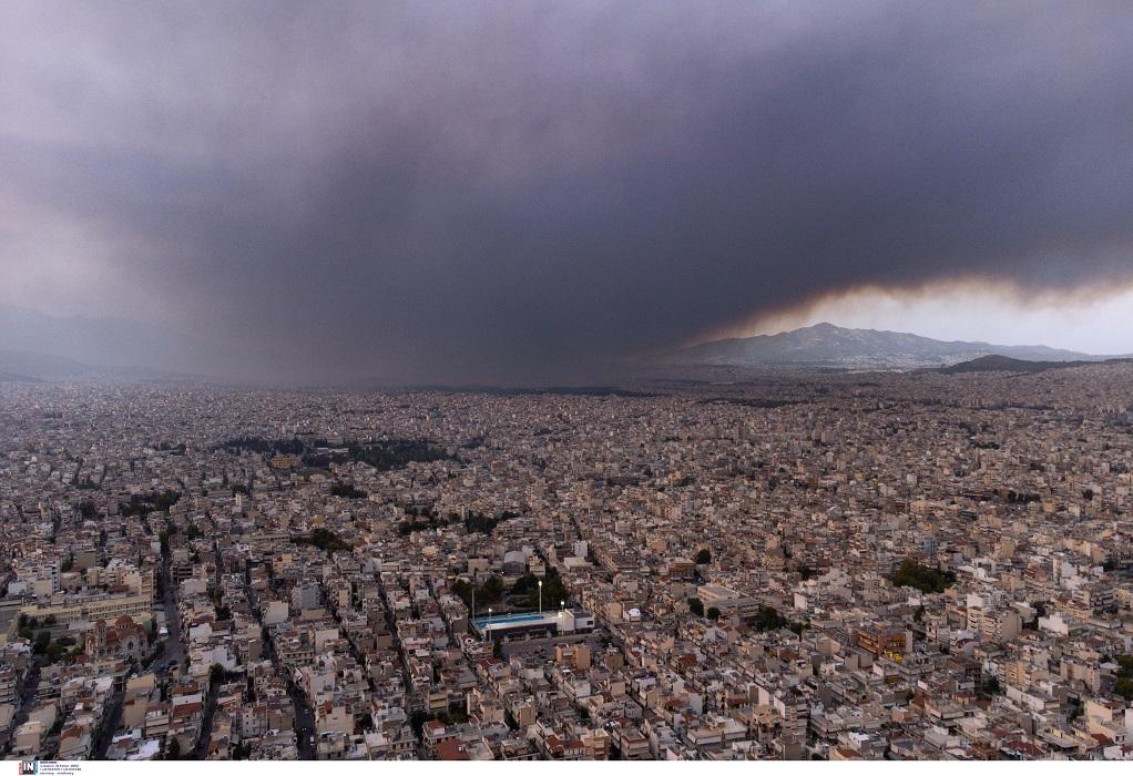 Πυρκαγιές: Κρίσιμες και οι επόμενες ημέρες–Από Δευτέρα (9/8) νέο κύμα καύσωνα