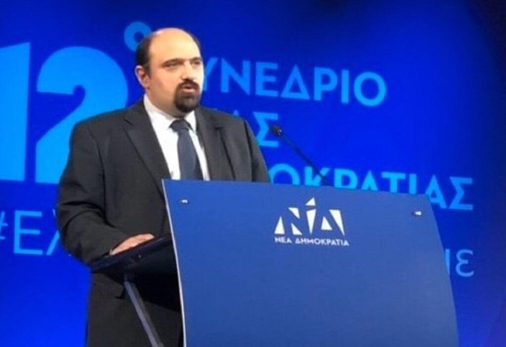 Ποιος είναι νέος υφυπουργός στον Πρωθυπουργό Χρήστος Τριαντόπουλος