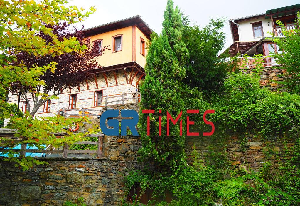 Αρχοντικό Βίραγγας: Αυθεντική φιλοξενία στην 'άγνωστη' Χαλκιδική – Η ιστορία του (ΦΩΤΟ)