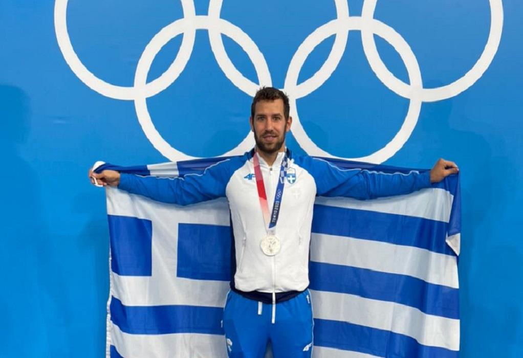 Το Ωραιόκαστρο «ρίχνει τα τείχη» του και υποδέχεται τον Ολυμπιονίκη, Άγγελο Βλαχόπουλο