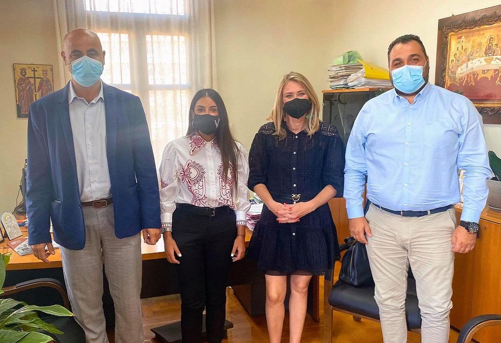 Επίσκεψη Α. Ευθυμίου στο «Ιπποκράτειο»: Σε πλήρη ετοιμότητα για τη νοσηλεία παιδιών απόCovid-19