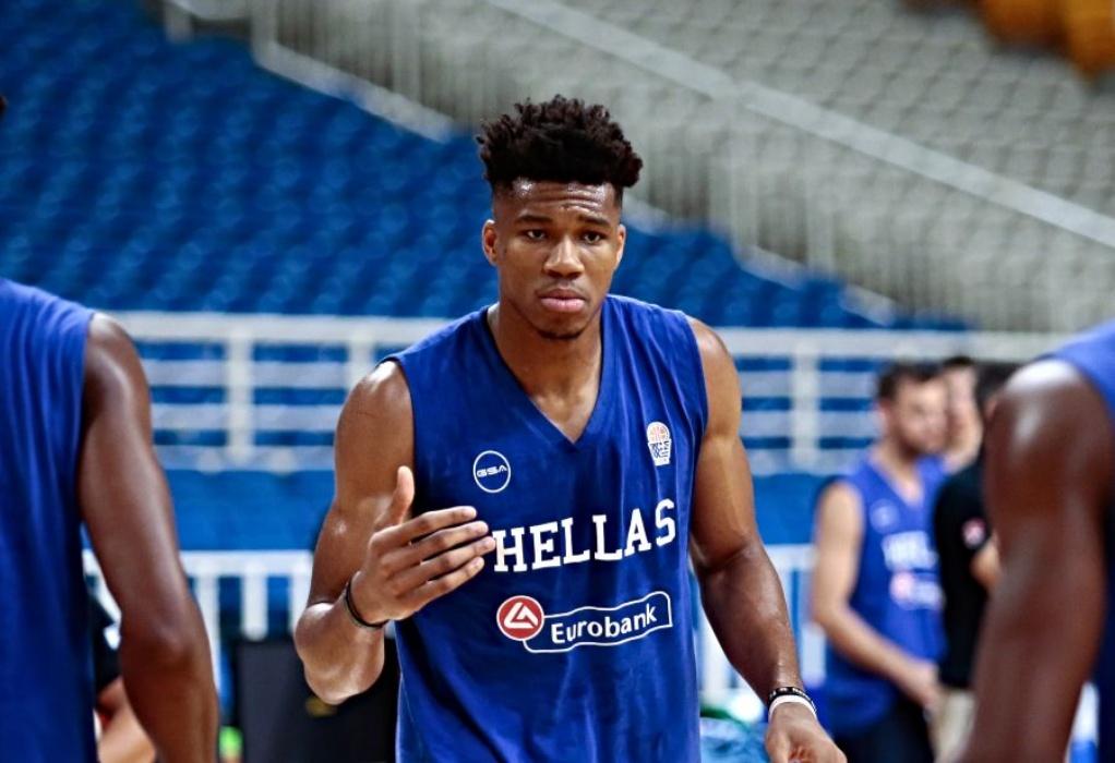 Αντετοκούνμπο: «Δεν μπορώ να περιμένω για το EuroBasket»