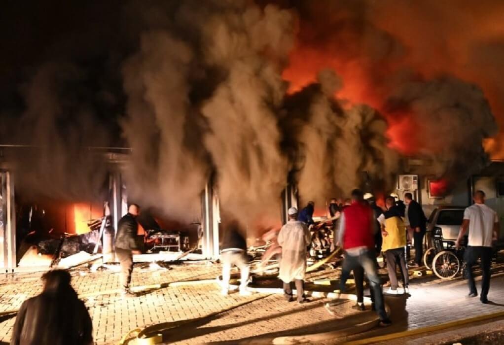 Βόρεια Μακεδονία: 14 οι νεκροί από την πυρκαγιά σε μονάδα για ασθενείς με κορωνοϊό(ΦΩΤΟ-VIDEO)