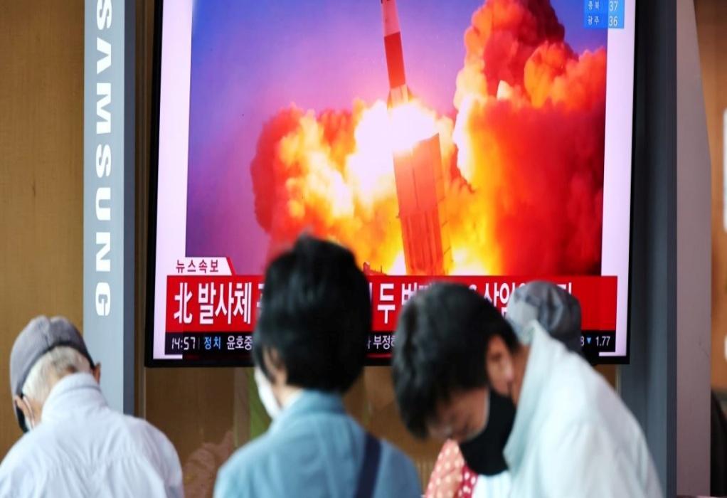 """Οι ΗΠΑ καλούντη Βόρεια Κορέα να σταματήσει τις """"προκλήσεις"""" και να δεχθεί την πρόταση για συνομιλίες"""