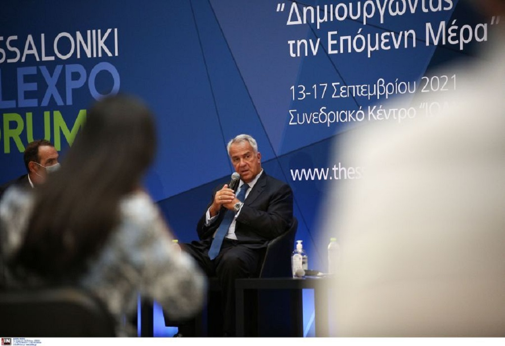 Βορίδης στο Thessaloniki Helexpo Forum: Aπό τον Σεπτέμβριο του 2022 οι διαγωνισμοί μέσω ΑΣΕΠ