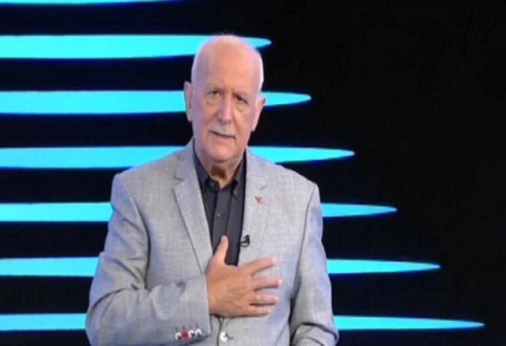 Γιώργος Παπαδάκης: Η συγκινητική πρεμιέρα και η αφιέρωση στον Μίκη Θεοδωράκη