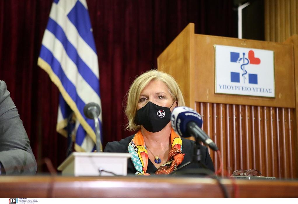 Μ. Γκάγκα: Είναι σημαντικό να προχωρήσει ο εμβολιασμός