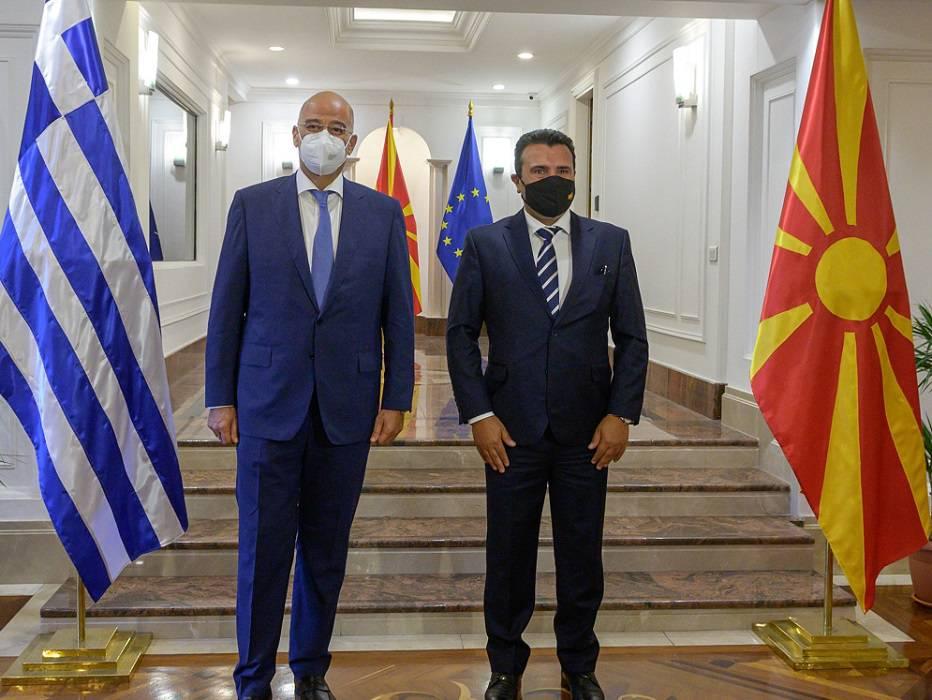 Σκόπια: Τι συζήτησαν Δένδιας- Ζάεφ