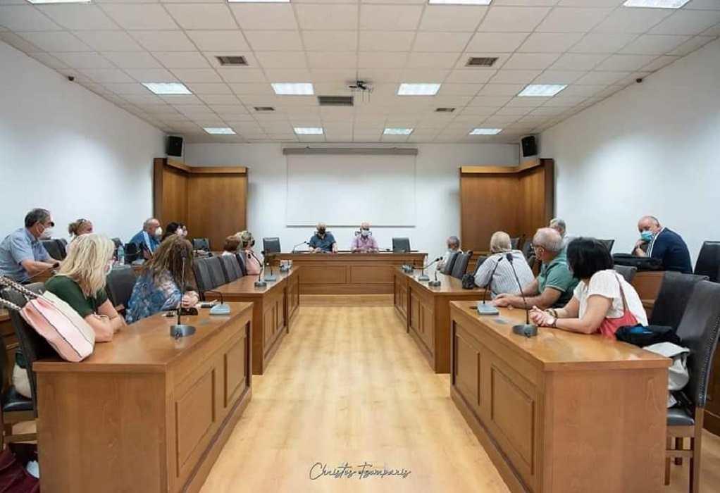 Δήμος Δέλτα: Συνάντηση Γιάννη Ιωαννίδη με εκπαιδευτικούς