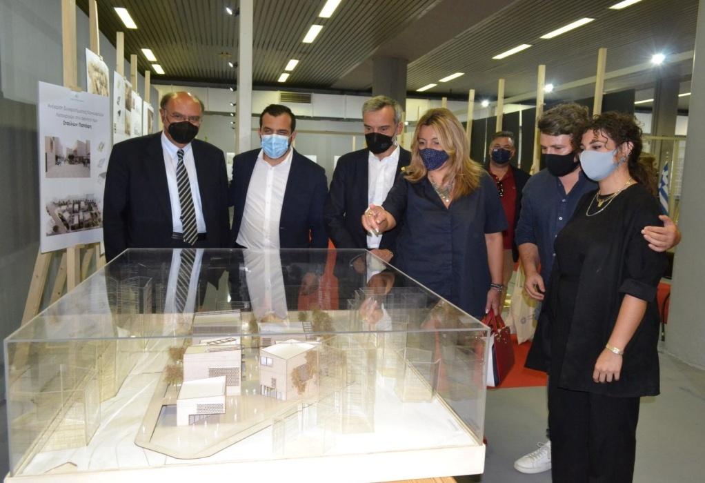 Δ. Θεσσαλονίκης: Στη ΔΕΘ τα σχέδια για Αριστοτέλους, Στάβλους Παπάφη και 40 Εκκλησιές