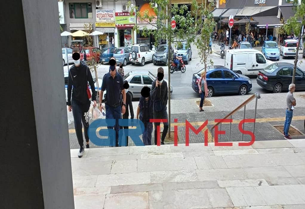 ΕΠΑΛ Σταυρούπολης: Στον εισαγγελέα μαθητές με μαχαίρια