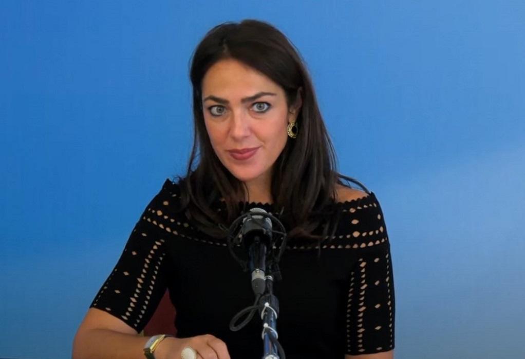 Δ. Μιχαηλίδου: Οι προτεραιότητες του ΝΣ για την Ενίσχυση της Κοινωνικής Προστασίας