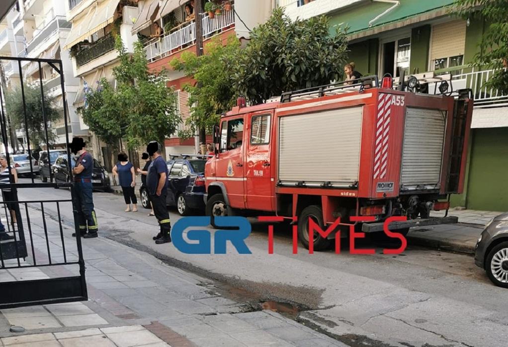 Θεσσαλονίκη: Αναστάτωση από έκρηξη σε υποσταθμό της ΔΕΗ (ΦΩΤΟ)