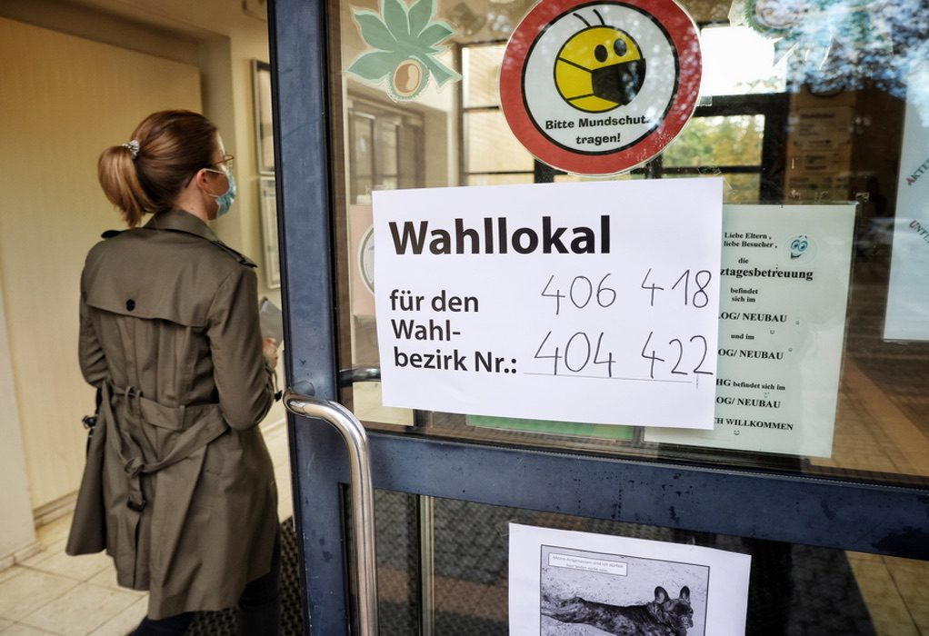 Γερμανία: Άνοιξαν οι κάλπες – Ο διάδοχος της Μέρκελ