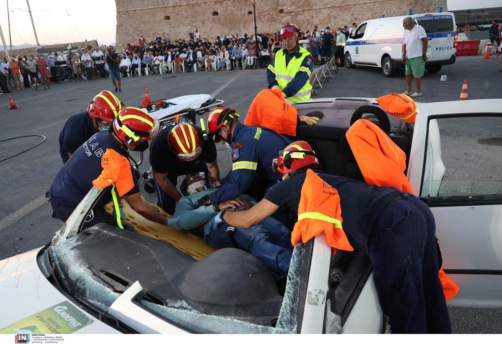 ΕΚΟ Ράλλυ Ακρόπολις: Μεγάλη εκδήλωση Οδικής Ασφάλειας αύριο 8/9 στο Ζάππειο