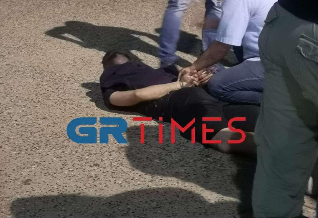 Θεσσαλονίκη: Τέσσερις συλλήψεις κατά τη διάρκεια των επεισοδίων (ΦΩΤΟ-VIDEO)