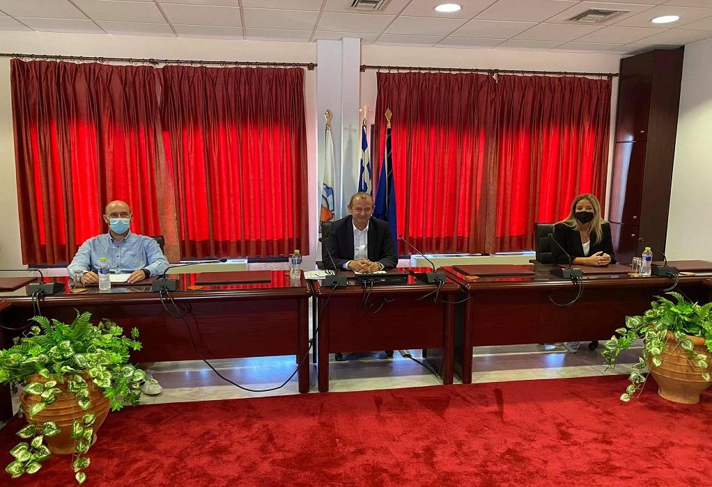 Χατζηχριστοδούλου: Συνεχίζουμε δυναμικά με συνέπεια λόγων και έργων προς όφελος του τόπου και των επιχειρηματιών