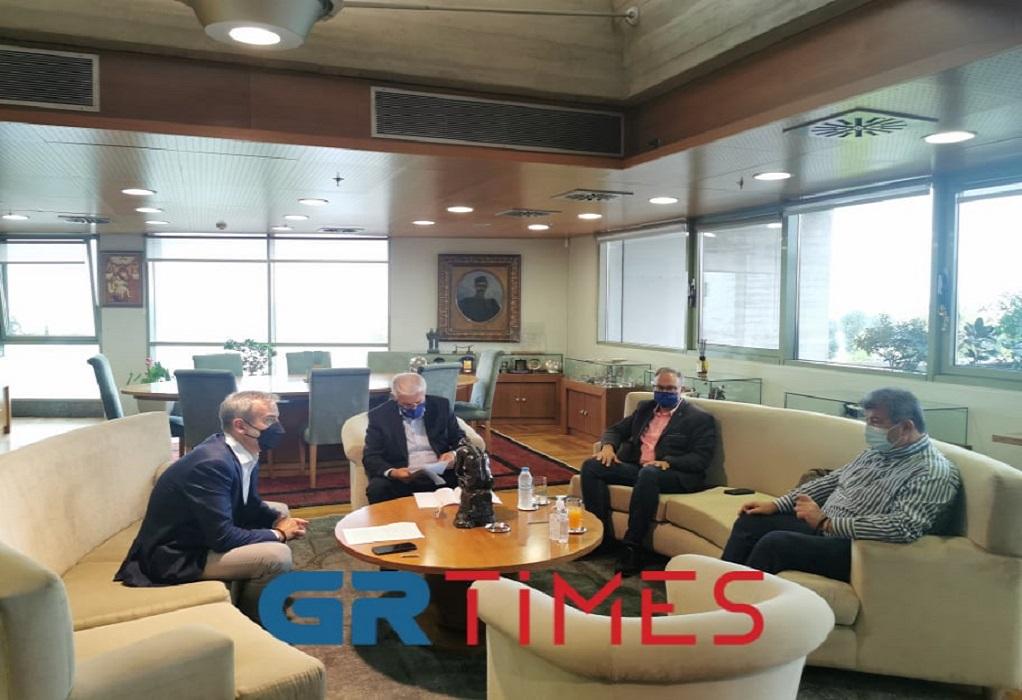 Θεσσαλονίκη: Συμφωνία για μετονομασία της Λαγκαδά σε Λεωφόρο Μίκη Θεοδωράκη (VIDEO)