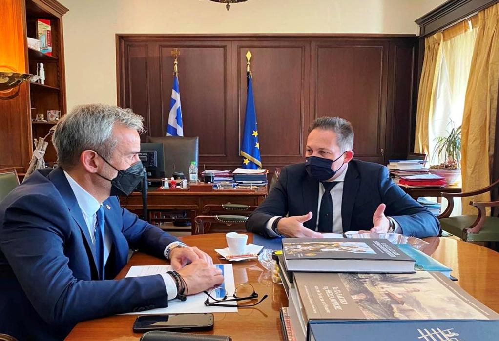 Αίτημα Ζέρβα προς Πέτσα για άμεση ενίσχυση της Δημοτικής Αστυνομίας