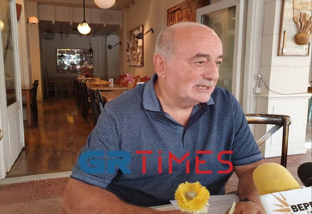Ζορπίδης: Δεν θα είμαι υποψήφιος στις επόμενες εκλογές