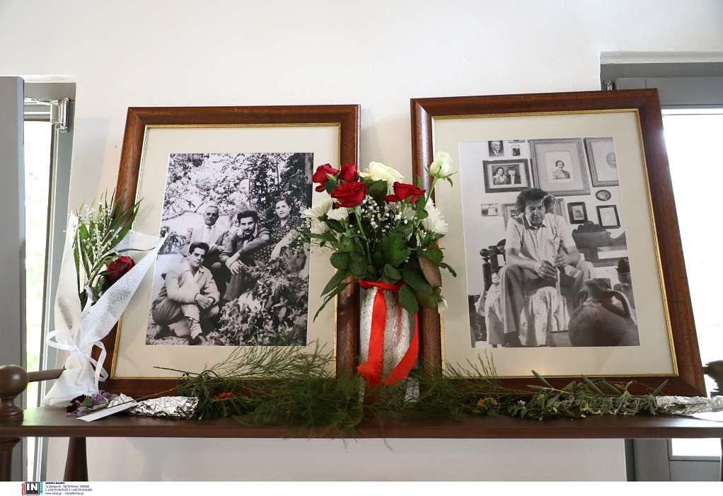 Το πατρικό σπίτι του Μ. Θεοδωράκη στον Γαλατά – Πώς είναι σήμερα