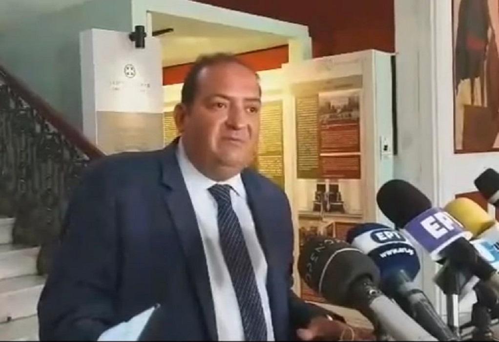 Κλ. Θεοτόκης: Τι ζήτησε το ΕΕΘ από τον πρωθυπουργό (ΗΧΗΤΙΚΟ)