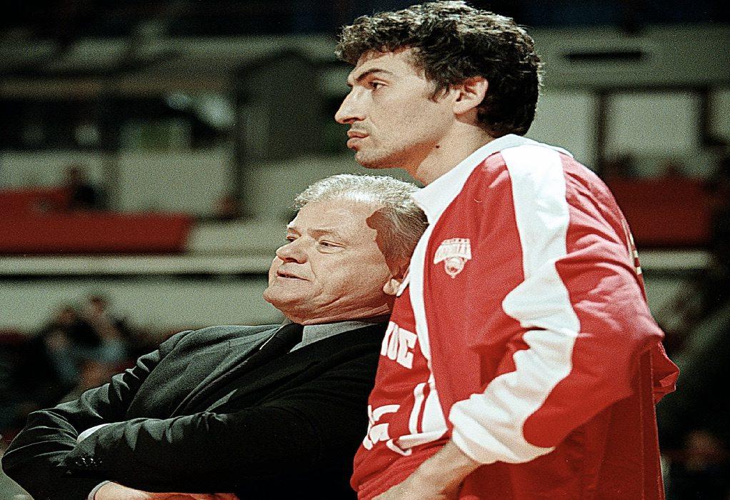 Φασούλας για Ίβκοβιτς: Ένας από τους μεγαλύτερους Ευρωπαίους προπονητές