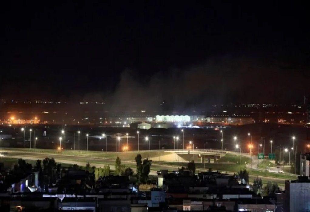 Ιράκ: Επίθεση με «οπλισμένα drones» στο Διεθνές Αεροδρόμιο Ερμπίλ