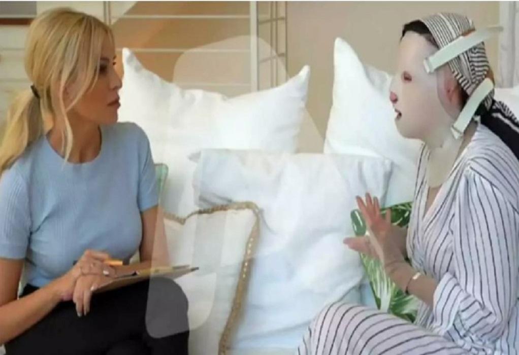 Ιωάννα Παλιοσπύρου: Στο νοσοκομείο λύγισα πολλές φορές – Γυρνούσα το κεφάλι στην εικόνα μου (VIDEO)