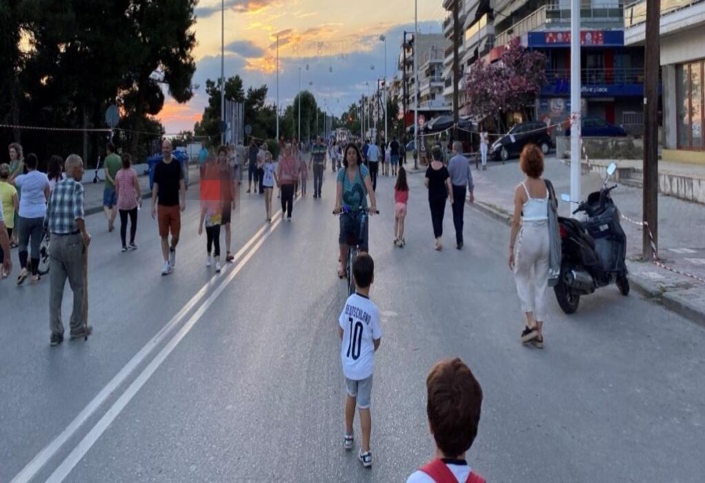 Καλαμαριά: Πεζοδρομείται η Νικολάου Πλαστήρα για μία ημέρα