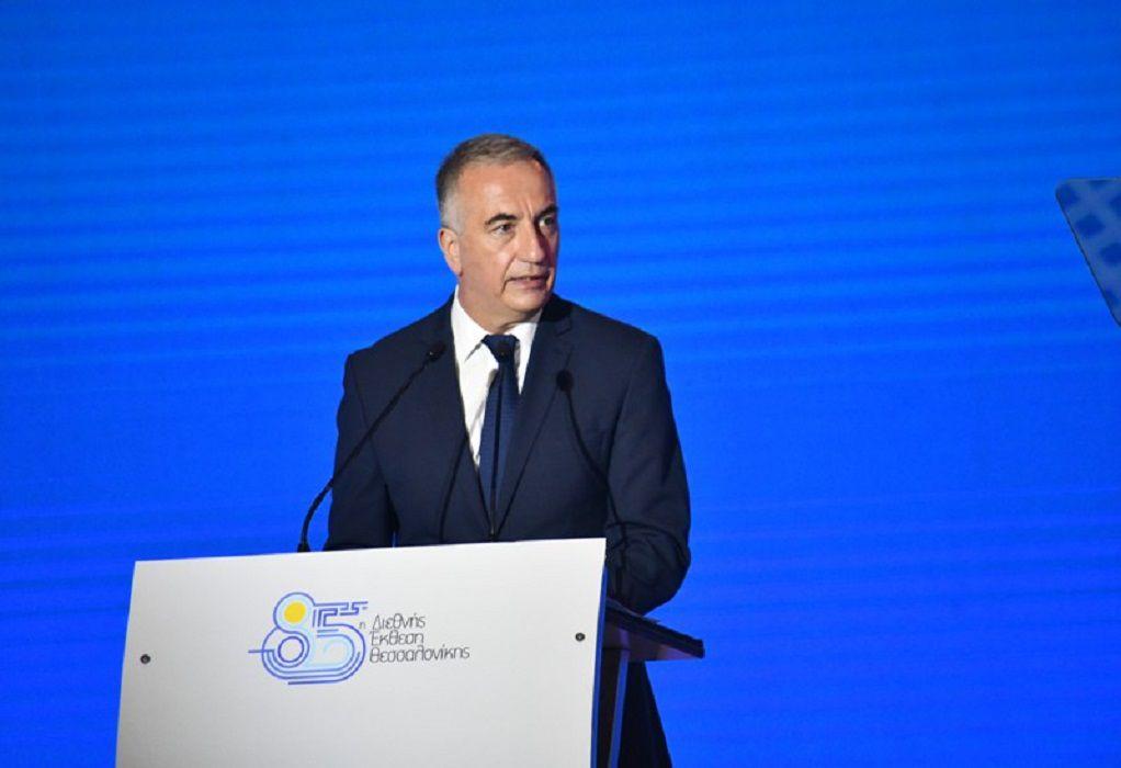 """Καλαφάτης: """"Η Ελλάδα απαντά στις προκλήσεις και αξιοποιεί τις ευκαιρίες που έρχονται"""""""