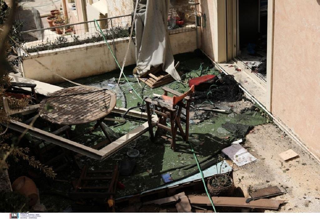 Έκρηξη στα Καλύβια: Ενδέχεται να χρειαστούν χειρουργείο δύο τραυματίες