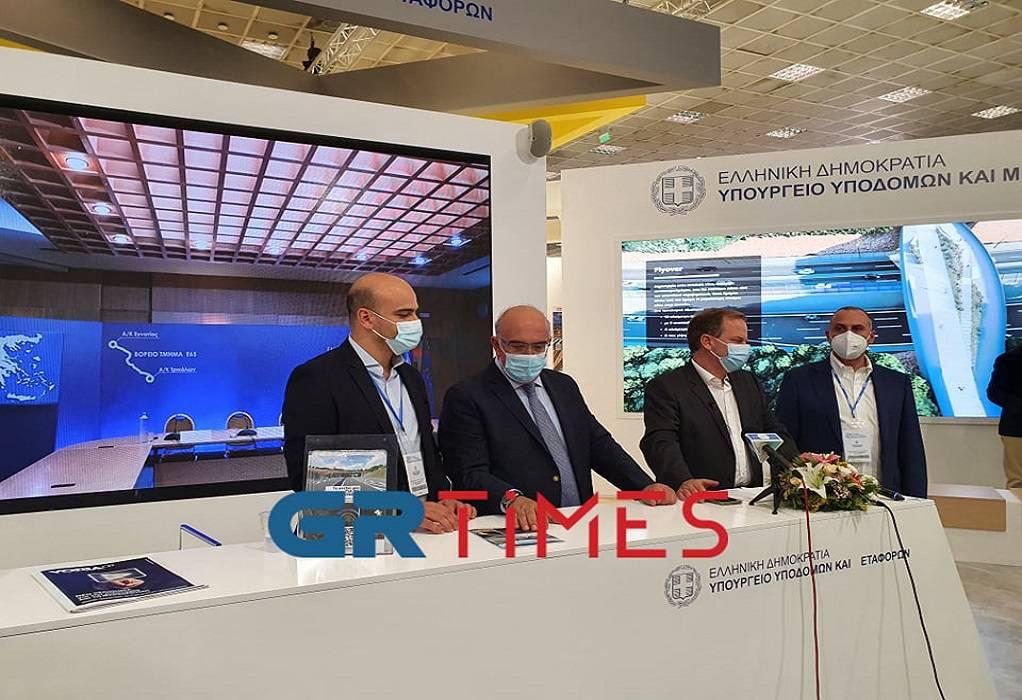 Καραμανλής: Θα παραδώσουμε το Μετρό Θεσσαλονίκης μέσα στο 2023 (ΦΩΤΟ)