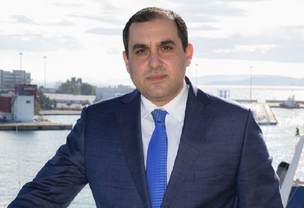Υφυπουργός Ναυτιλίας για εκσυγχρονισμό λιμενικών εγκαταστάσεων
