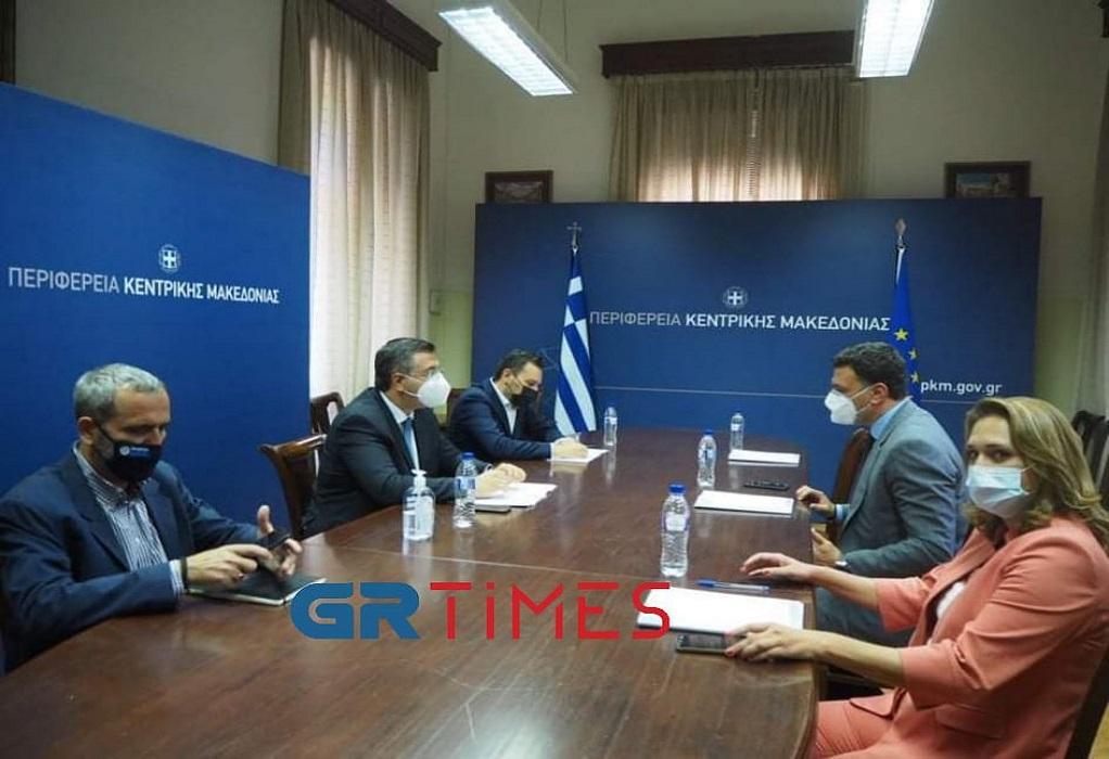 Ο υπουργός Τουρισμού στην ΠΚΜ (ΦΩΤΟ-VIDEO)