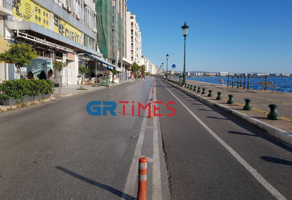 """Θεσσαλονίκη: Ξεκίνησε το 4ο """"Olympic Day Run"""" Greece – Ποιοι δρόμοι έκλεισαν (ΦΩΤΟ)"""
